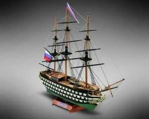 Alexander Newsky - Mamoli MM73 - drewniany model w skali 1-220