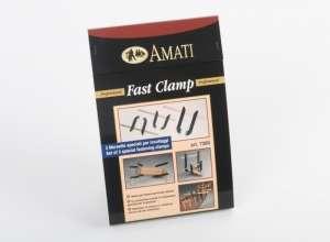 Amati 7389 Zestaw - 3 ściski modelarskie