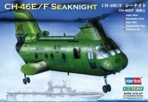 Amerykański helikopter CH-46E Sea Knight Hobby Boss 87223