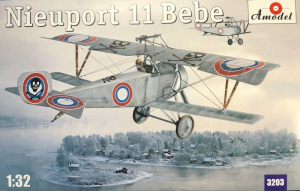 Amodel 3203 Samolot Nieuport 11 Bebe model 1-32