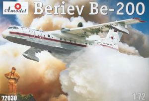 Amodel 72030 Łódź latająca Beriev Be-200 skala 1-72