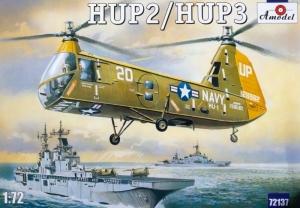 Amodel 72137 Helikopter Piasecki HUP2/HUP3 skala 1-72