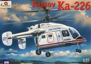 Amodel 7274 Helikopter Kamov Ka-226 skala 1-72
