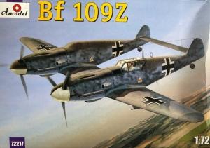 Amodel Samolot Messerschmitt Bf 109Z