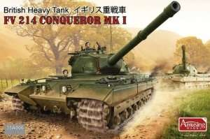 Amusing 35A006 Czołg FV214 Conqueror Mk I