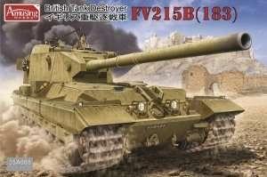 Amusing 35A008 Niszczyciel czołgów FV215B (183)