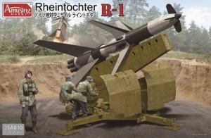Amusing Hobby 35A010 Wyrzutnia rakiet Rheintochter R-1