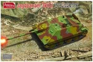 Amusing Hobby 35A021 Jagdpanzer 38(D)