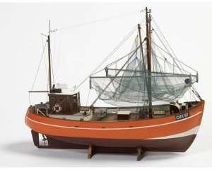 BB474 Kuter Cux 87 drewniany model 1:33