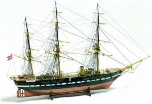 BB5003 Fregata Jylland - drewniany model w skali 1:100