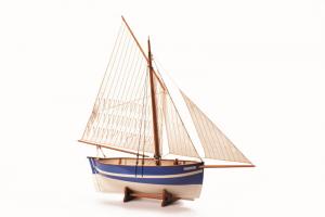 BB908 Łódź rybacka Esperance drewniany model 1-30