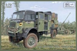 Bedford QLD 4x4 Bofors gun tractor IBG 72004