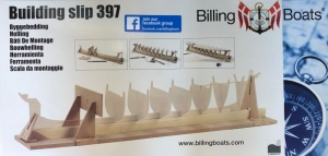 Billing Boats BB397 Stocznia modelarska