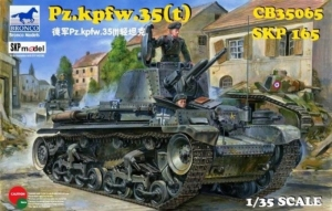 Bronco CB35065 Czołg Pz.Kpfw. 35(t) skala 1-35