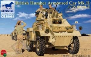 Bronco CB35085 Humber Armoured Car Mk.II samochód pancerny