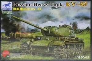 Bronco CB35110 Czołg ciężki KV-85