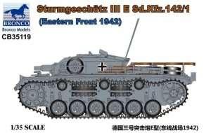 Bronco CB35119 StuG III E Sd.Kfz.142/1