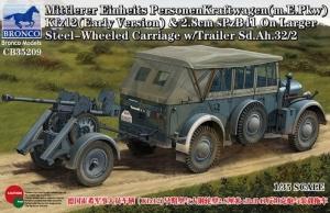 Bronco CB35209 Mittlerer Einheit PersonenKraftwagen Kfz12