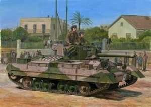Brytyjski czołg Valentine Mk.IX Bronco 35144