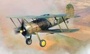 Brytyjski myśliwiec Gloster Gladiator MK2 Merit 64804