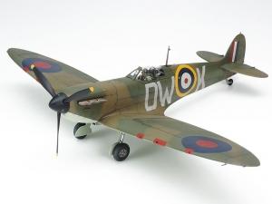 Brytyjski myśliwiec Supermarine Spitfire Mk.I Tamiya 61119