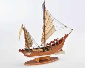 Chińska łódź Sampang Amati 1561 drewniany model