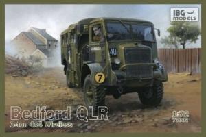 Ciężarówka Bedford QLD IBG 72002