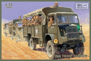 Ciężarówka Bedford QLD IBG 72003