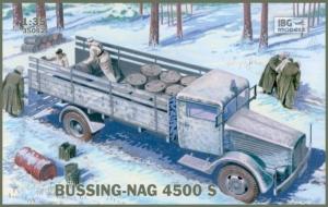 Ciężarówka Bussing-NAG 4500 S IBG 35012 skala 1-35