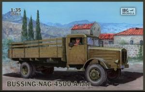 Ciężarówka Bussing-Nag 4500 A late IBG 35013