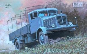 Ciężarówka Bussing-Nag 500 A IBG 35011