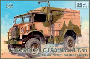 Ciężarówka Chevrolet C15A nr 13 72015