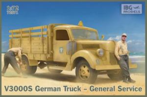 Ciężarówka V3000S model 1-72 IBG 72071