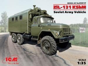 Ciężarówka ZiŁ-131 KShM ICM 35517