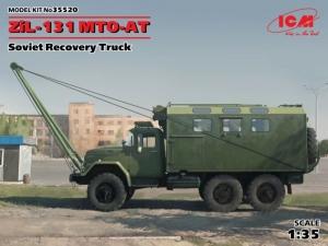 Ciężarówka ZiŁ-131 MTO-AT ICM 35520