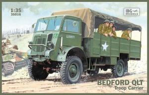 Ciężarówka wojskowa Bedford QLT IBG 35016