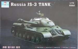 Ciężki czołg IS-3 Trumpeter 07227