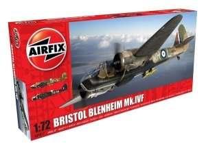 Ciężki myśliwiec Bristol Blenheim MkIV Airfix 04017