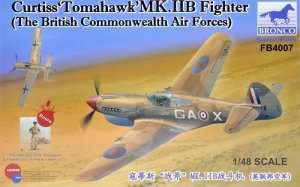 Curtiss Tomahawk Mk.IIB Fighter - Bronco FB4007