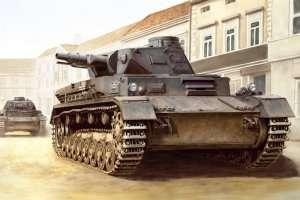 Czołg Panzerkampfwagen IV Ausf. C Hobby Boss 80130