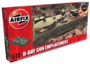 D-Day Gun Emplacement model Airfix 05701