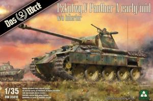 Das Werk DW35010 Czołg PzKpfwg. V Panther A