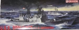 Dragon 1006 Niszczyciel rakietowy USS Spruance