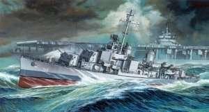 Dragon 1029 U.S.S. Gearing DD-710 Class Destroyer 1945