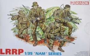 Dragon 3303 Figurki - US LRRP