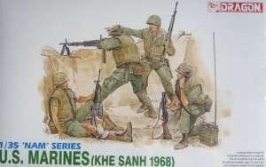 Dragon 3307 U.S. Marines Khe Sanh 1968