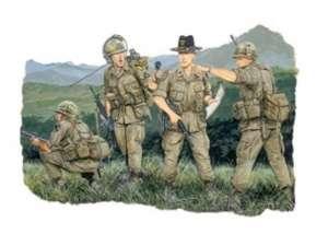 Dragon 3312 Zestaw figurek - US 1st Cavalry