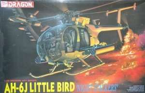 Dragon 3527 AH-6J Little Bird
