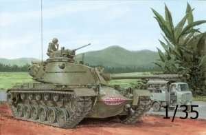 Dragon 3544 M48A3 Patton Mod.B