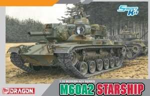 Dragon 3562 M60A2 Starship